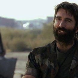 Sharlto Copley über seine Rolle - OV-Interview