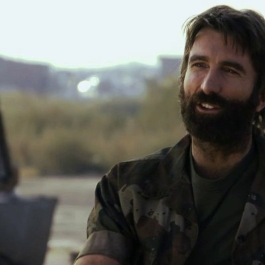 Sharlto Copley über seine Rolle - OV-Interview