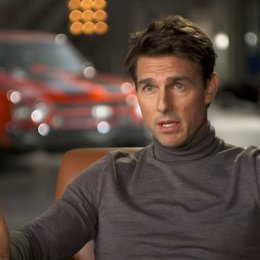 Tom Cruise - Jack Reacher wie er zu der Rolle kam - OV-Interview