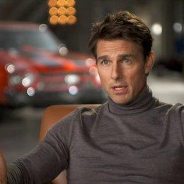 Tom Cruise - Jack Reacher wie er zu der Rolle kam - OV-Interview