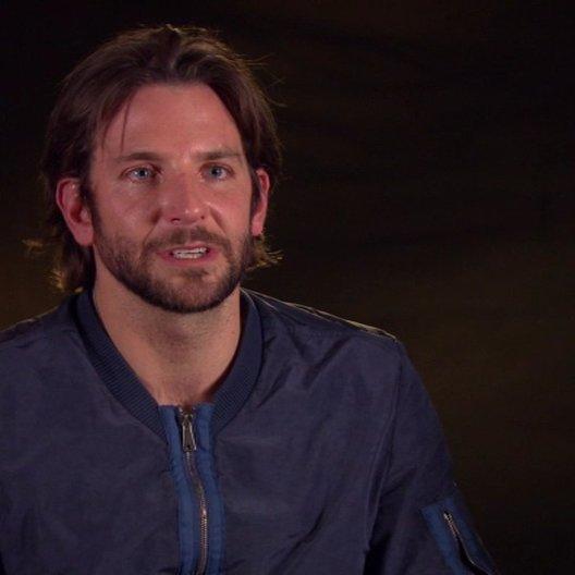 Bradley Cooper - Avery - über die Zusammenarbeit mit Eva Mendes - OV-Interview