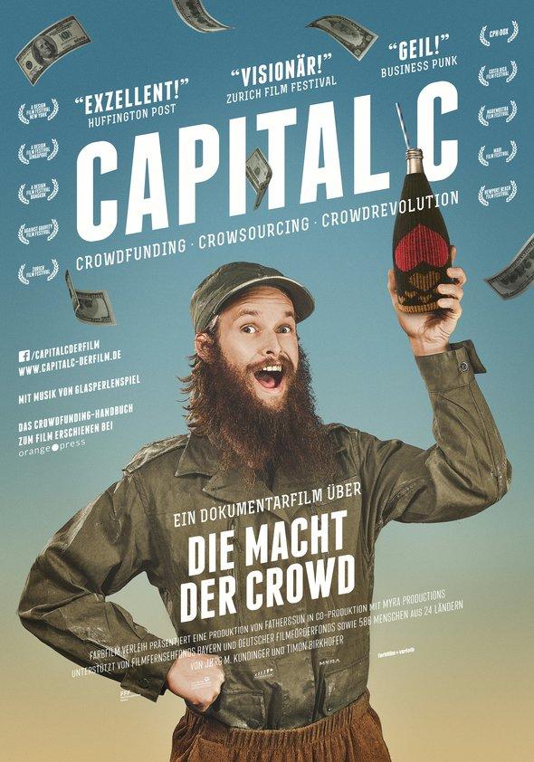 Capital C Poster