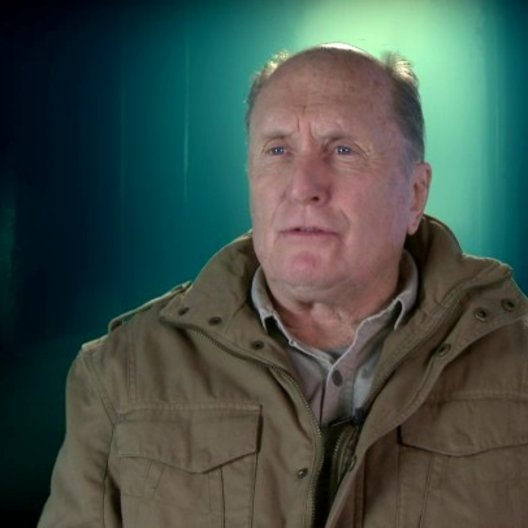 Robert Duvall - Cash über Tom Cruise - OV-Interview