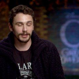 James Franco (Oz) über seine Rolle zu Beginn des Films - OV-Interview