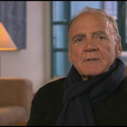 Bruno Ganz über das Besondere am Film - Interview