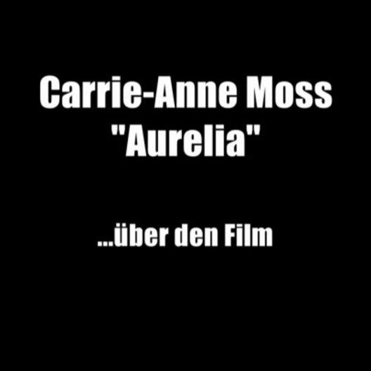 Carrie-Anne Moss - Aurelia - über ihre Assoziationen zu Pompeji, den Film - OV-Interview