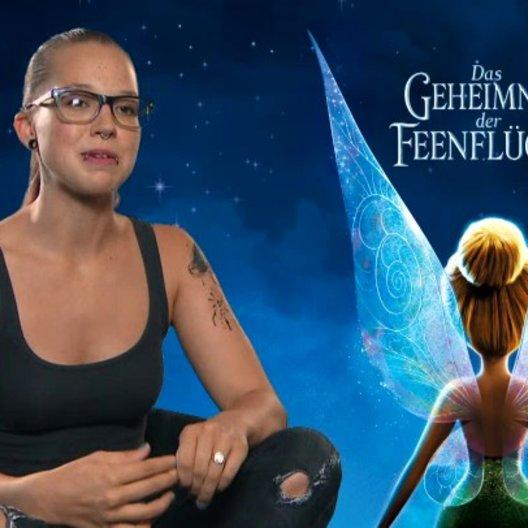 Stefanie Heinzmann - Spike - über die Sommer- und Winterwelt der Feen - Interview