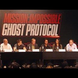 Pressekonferenz in Dubai