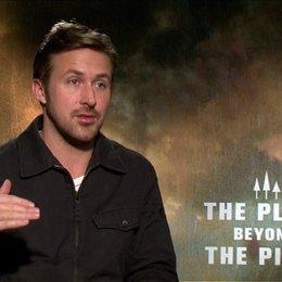 Ryan Gosling - Luke - über die Zusammenarbeit mit dem Ensemble - OV-Interview