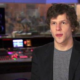 Jesse Eisenberg - Blu - über die Geschichte - OV-Interview