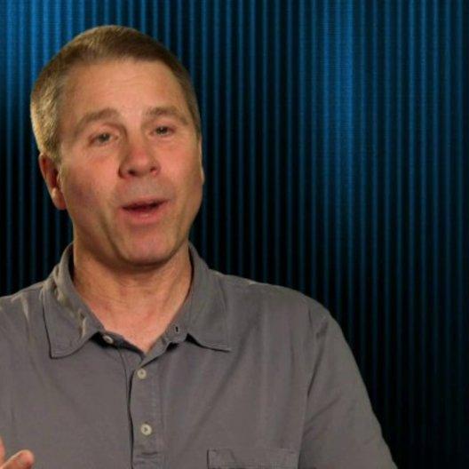 Clark Spencer - Produzent - über gemeinsame Sprachaufnahmen - OV-Interview