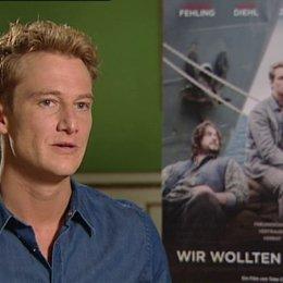 Alexander Fehling (Cornelis Schmidt) über das Sehenswerte am Film - Interview