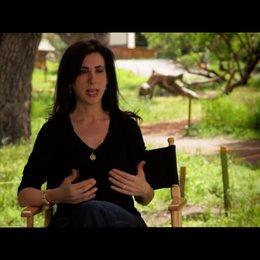 Aline Brosh McKenna - Drehbuchautorin - über die Herausforderung, eine wahre Geschichte zu adaptieren - OV-Interview