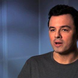 Seth MacFarlane über Ted - OV-Interview