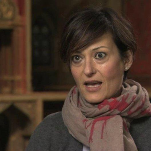 Ivana Primorac über den Look der Figuren - OV-Interview