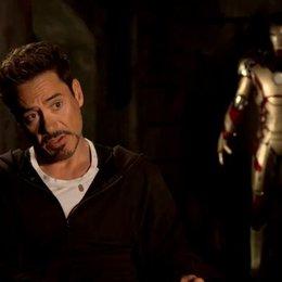 Robert Downey Jr - Tony Stark und Iron Man - über Jon FavreauS Rückkehr als Happy Hogan - OV-Interview