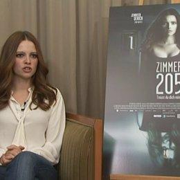 Jennifer Ulrich (Katrin) über die Herausforderungen dieser Rolle - Interview