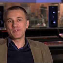 Christoph Waltz - Mandrake - über die Bedeutung von EPIC - OV-Interview