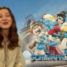 Hannah Herzsprung -Schlumpfine- über das Rollenangebot - Interview