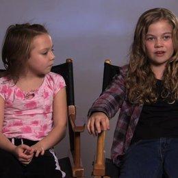Megan Charpentier über die verlassenen Mädchen - OV-Interview