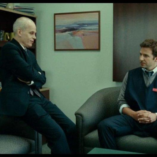 Rory's Chef ist begeistert von seinem Werk und nimmt ihn unter Vertrag - Szene