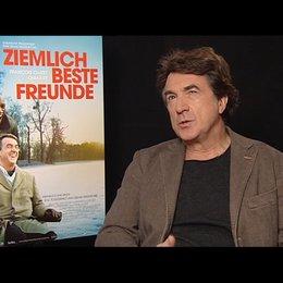 Francois Cluzet (Philippe) darüber jemanden zu spielen der wirklich existiert - OV-Interview