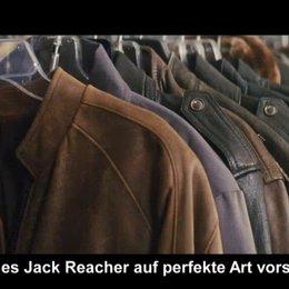 Jack Reacher - Lee Child - Featurette