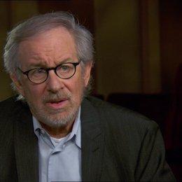 Steven Spielberg (Regisseur-Produzent) über den Film - OV-Interview
