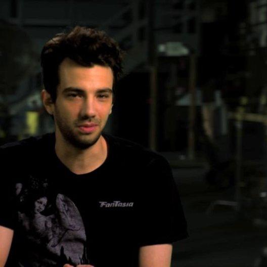 Jay Baruchel über die verschiedenen Elemente des Films - OV-Interview