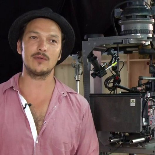 Philip Peschlow - Kamera - über die Zusammenarbeit mit Mike Marzuk - Interview