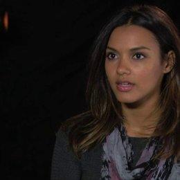 Jessica Lucas - Ariadne - über Ariadne, die Sets - OV-Interview