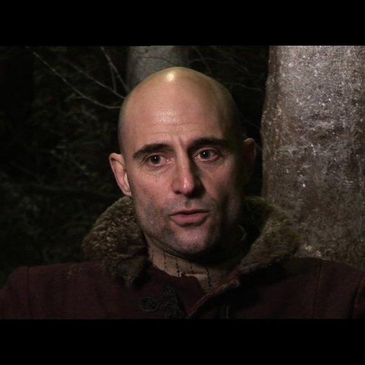 Mark Strong ueber das Leben im Gulag - OV-Interview