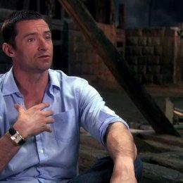 Hugh Jackman über die Figurenkonflikte - OV-Interview