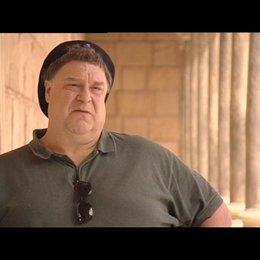 John Goodman über Sergius und seine Gläubigkeit - OV-Interview
