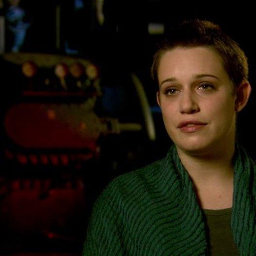 Daniella Kertesz - Segen - über ihre Rolle - OV-Interview