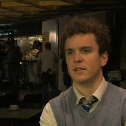 Joshua McGuire über seine Rolle - OV-Interview