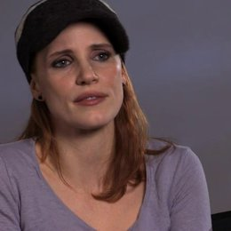 Jessica Chastain über Regisseur Andy Muschietti - OV-Interview