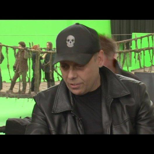 Dominic Sena über die Besetzung von Nicolas Cage - OV-Interview