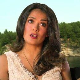 Salma Hayek über den Film - OV-Interview