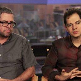John Powell & Carlos Saldanha - Komponist & Regisseur - über die Musik - OV-Interview