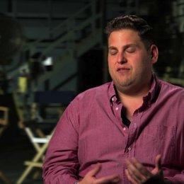 Jonah Hill über die Besetzung - OV-Interview