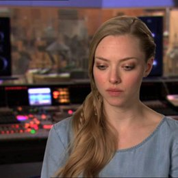 Amanda Seyfried - MK - über den Regisseur - OV-Interview