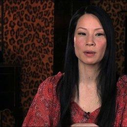 Lucy Liu über die Anmutung des Films - OV-Interview