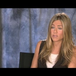 Jennifer Aniston ueber Kassie - OV-Interview