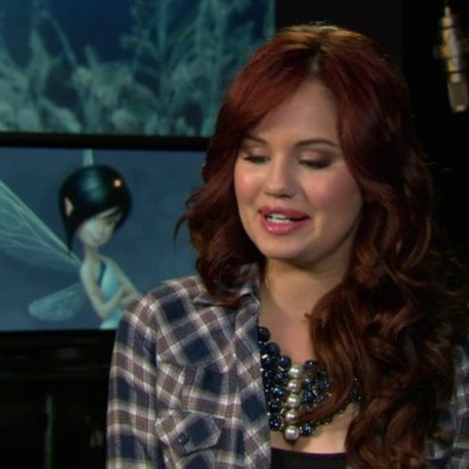 Debby Ryan - Spike - über Spike - OV-Interview