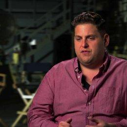Jonah Hill über Evan Goldberg und Seth Rogen - OV-Interview