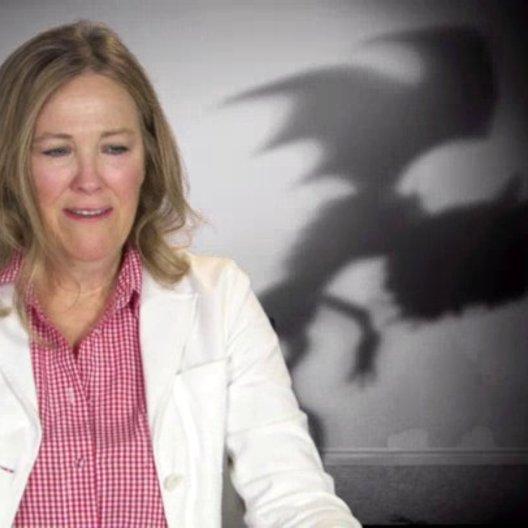 Catherine O Hara - Mrs Frankenstein - über die Charaktere im Film - OV-Interview