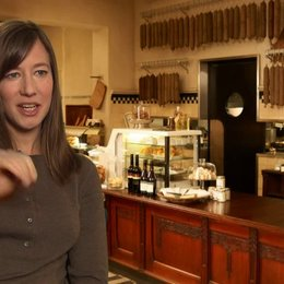 Johanna Wokalek - Tiffany Blechschmid - über Tiffanys Alltag - Interview