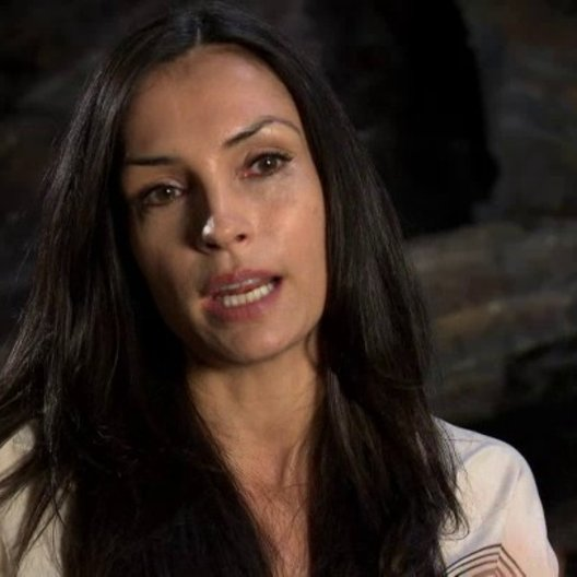 Famke Janssen - Muriel - über die anderen Hexen - OV-Interview
