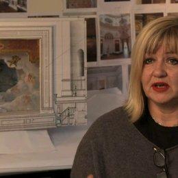 Sarah Greenwood über das Drehbuch - OV-Interview